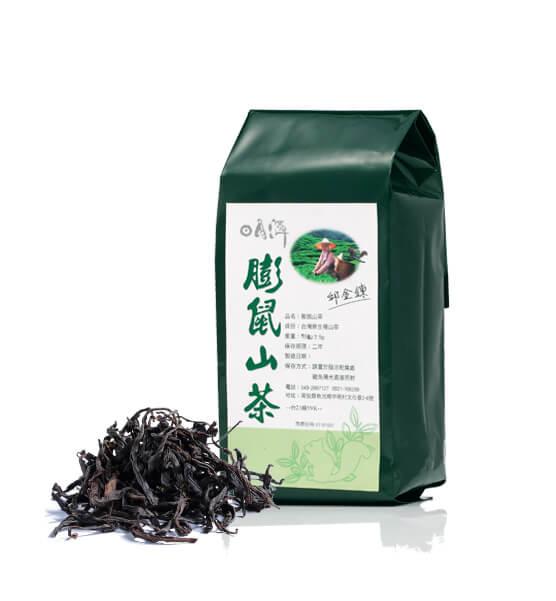 日月潭紅茶 - 膨鼠山茶