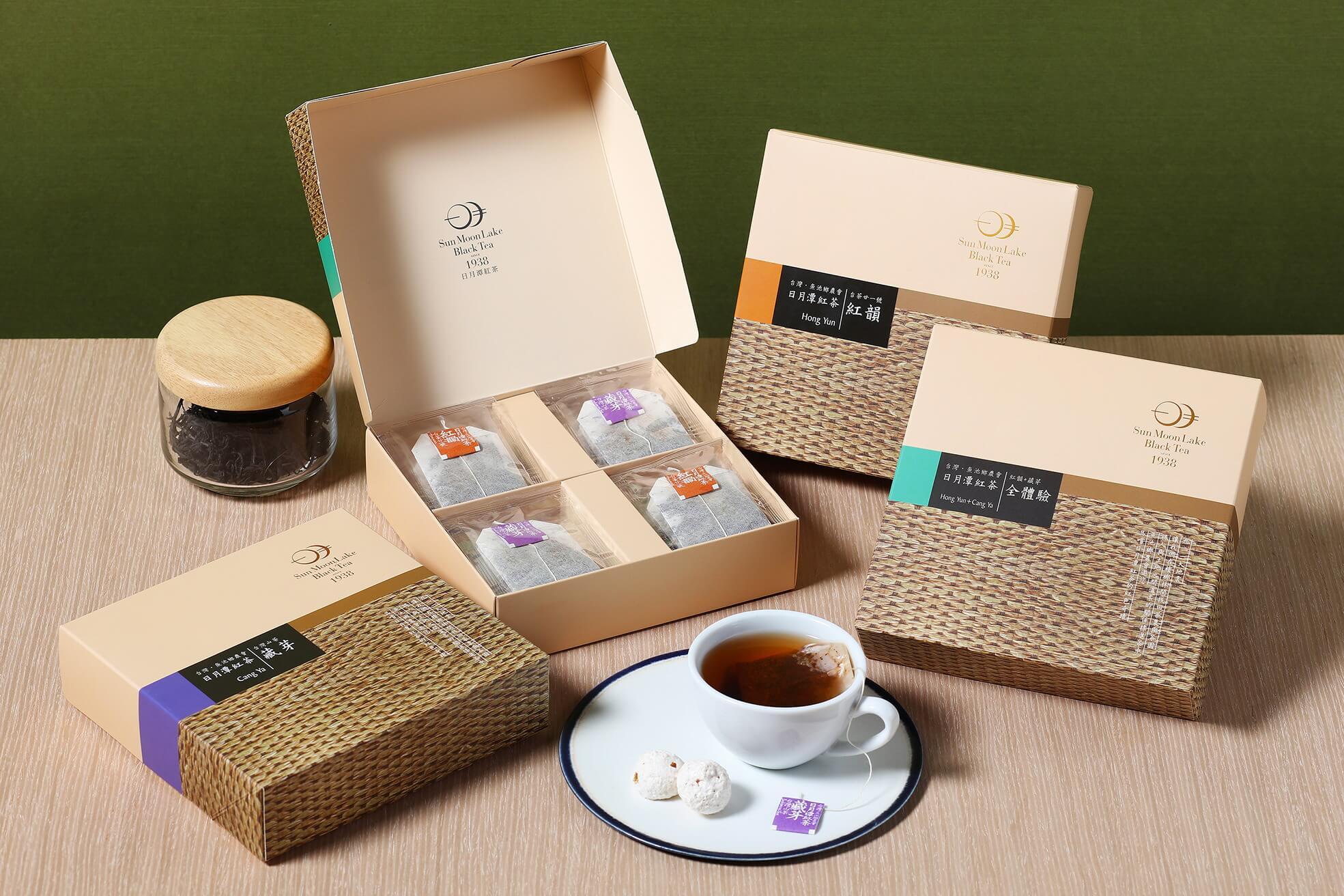 日月潭紅茶 - 藏芽茶包(20入)