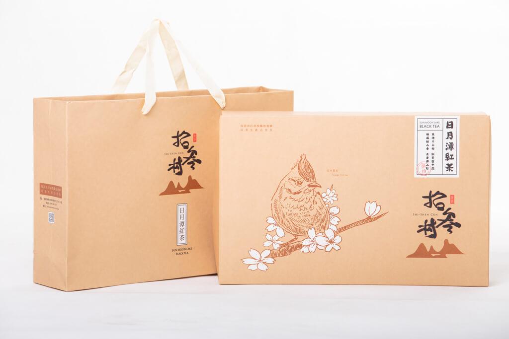 日月潭紅茶 - 台茶8號●阿薩姆紅茶 (80入袋茶禮盒)