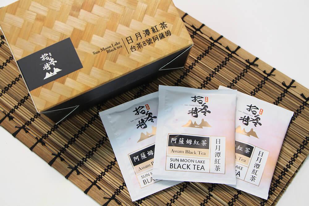 日月潭紅茶 - 台茶8號●阿薩姆紅茶 (15入袋茶禮盒)