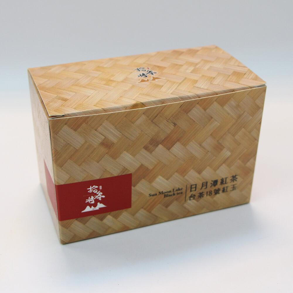 日月潭紅茶 - 台茶18號●紅玉紅茶 (15入袋茶禮盒)