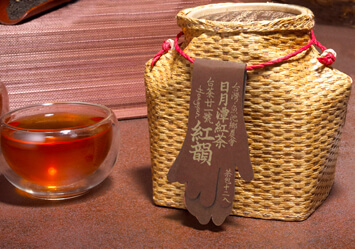 日月潭紅茶 - 懷古茶簍-紅韻茶包