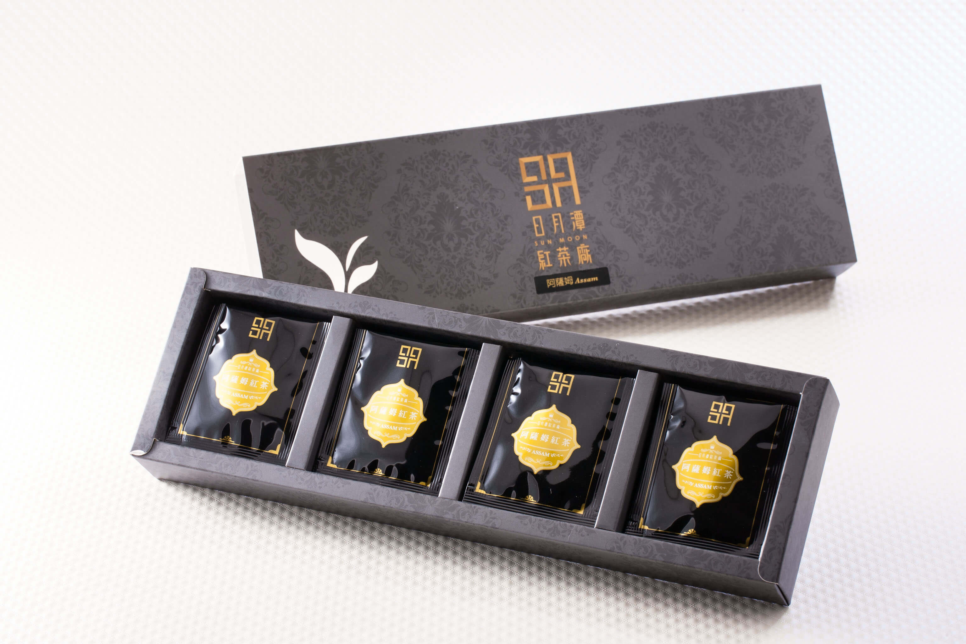 日月潭紅茶 - 頂級袋茶 (三件組)