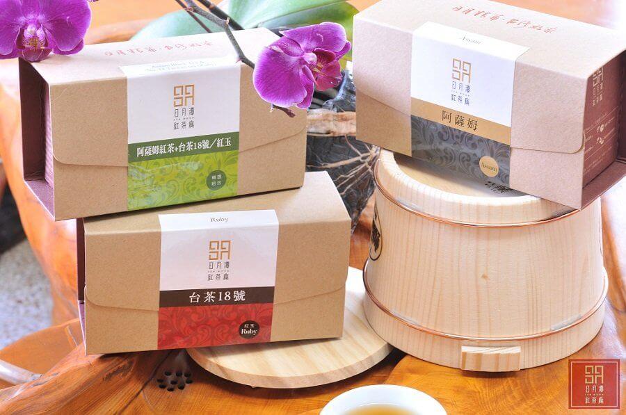 日月潭紅茶 - 經濟包袋茶 (三件組)