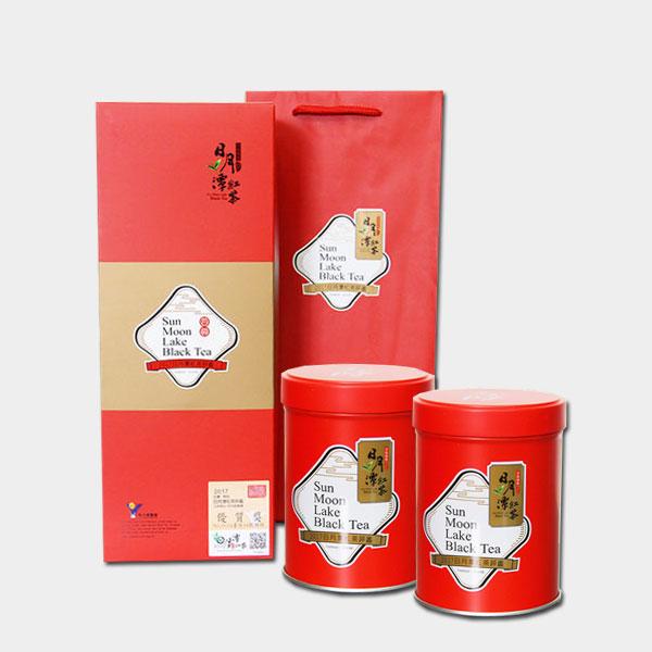 日月潭紅茶 - 2017優質獎--紅韻(台茶21號)